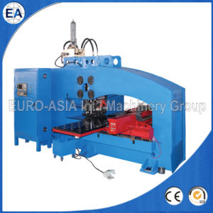 CNC Hydraulic Thick Plate Punching Machine pictures & photos
