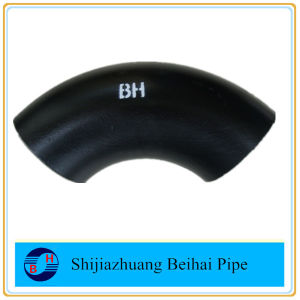 ASME ANSI B16.9 Sch 40 Carbon Seamless Steel Elbow pictures & photos