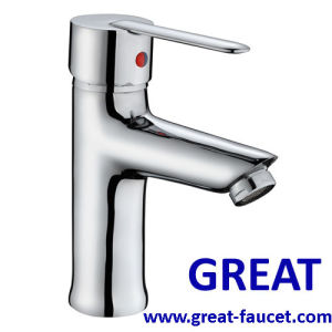 Bathroom Single Lever Basin Faucet pictures & photos