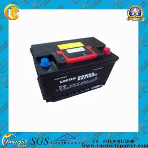 Hot Sale 12V75 Car Battery for DIN Standard pictures & photos