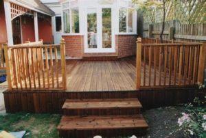 Outdoor Composite WPC Garden Fencing pictures & photos