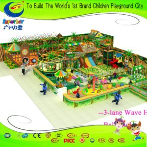 Indoor Amusement Park Equipment Kids Toy Soft Play Area Playground pictures & photos