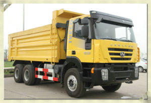 Hongyan Genlyon 6*4 Tipper Truck pictures & photos