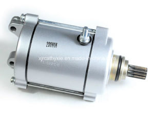 Cg125 Motorcycle Parts Starter Motor pictures & photos