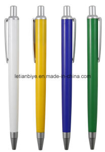 Cheap Promotion Plastic Ball Pen (LT-C639) pictures & photos