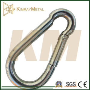 Zinc Plated Spring Snap Hook pictures & photos
