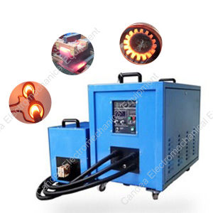 Frequency Induction Heater DIY Heating Furnace for Diamond Tips Welding