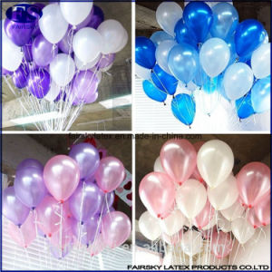 10′′ 1.5g Pearl Latex Balloon Multicolor for Party Decoration pictures & photos