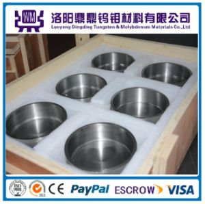 High Purity Tungsten Crucibles/Molybdenum Crucibles for Vacuum Furnace pictures & photos