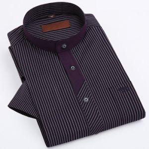 New Style Men′s 100% Cotton Classical Dress Shirt pictures & photos