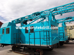 GL-150 high pressure blast hole drilling rig (Drill rod automatically loading and unloading) pictures & photos