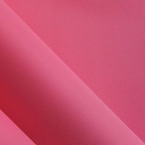 Nylon-Like Vertical Twill PVC Polyester Fabric pictures & photos