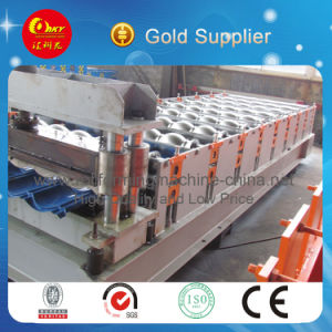 China Roll Forming Machine for Glazed Tile Making pictures & photos