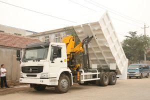 Sinotruk Truck with Crane, Crane Truck, Crane Dump Truck pictures & photos