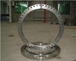 Forged Carbon Steel Welding-Neck 150lbs Flanges pictures & photos