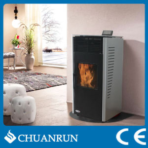 Freestanding Cheap Wood Pellet Burning Stove (CR-07) pictures & photos