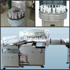 Family Use Small Bottle Washing Machine pictures & photos