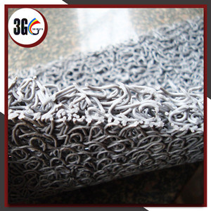 Plastic Coil Mats Useful Outdoor and Hotel pictures & photos