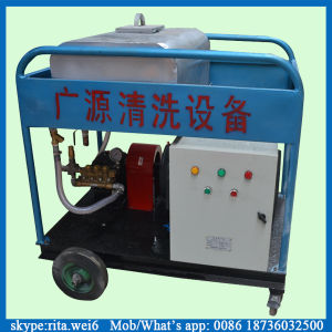 500bar Electric High Pressure Water Jet Machine Price pictures & photos