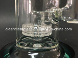 2017 New 420 Thick Glass Water Pipe Glass Smoking Pipe pictures & photos