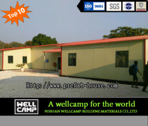 Environment Friendly Mobile Modular Home for Students pictures & photos