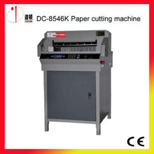 DC-8546k Electric Paper Cutting Machine, Paper Cutter