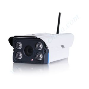2.0 Megapixel HD 1080P 25fps Onvif Outdoor Mini WiFi Wireless Network IP Camera pictures & photos