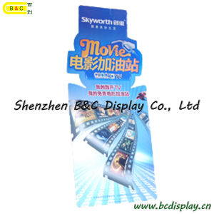 Super Markets Hot Sales Cardboard Display Billboard with SGS (B&C-E011) pictures & photos