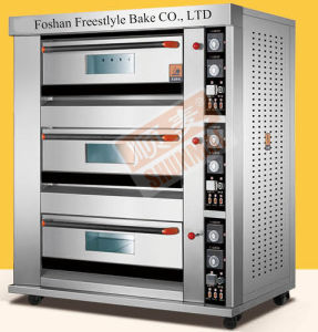 Upgrade Electric Deck Oven (ALB-D3B) pictures & photos