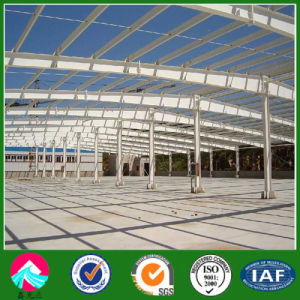 Fire Proof Steel Structure for Shopping Market pictures & photos