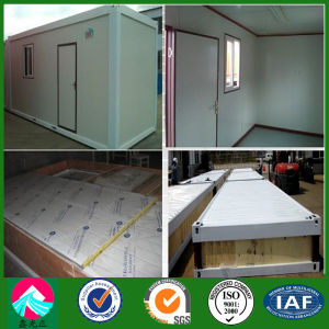20ft Standard Container House with Sandwich Panel Making (XGZ-CH016) pictures & photos