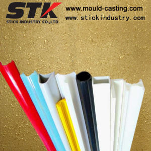 Plastic Extrusion Profile (PE-0001) pictures & photos