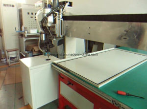Electric Cabinet Panel Gasket Machine pictures & photos