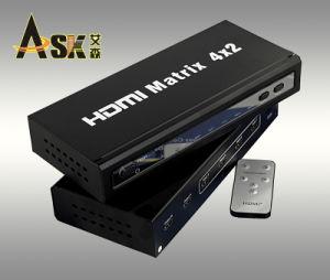 1.3V HDMI Matrix 4*2
