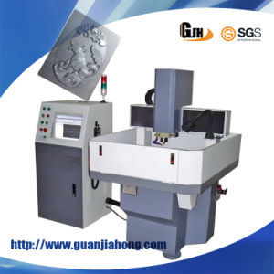 Genuine Nc Studio Handle Wheel, Yako Stepper, 2.2kw Spindle, Cast-Iron T-Slot Table, Metal Mold CNC Router pictures & photos