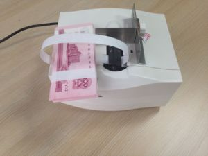 Mini Currency Binding Machine pictures & photos