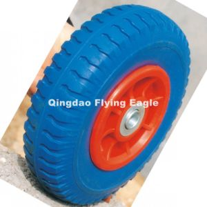 260X85mm Pneumatic Inflatable Rubber Wheel pictures & photos