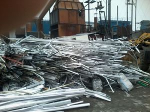 6063 and 6060 Aluminumn Wire Scrap pictures & photos