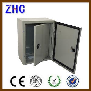Hot Sale ISO9001 CE Certificated Powder Coating Steel NEMA IP65 Metal Distribution Box with Internal Door pictures & photos