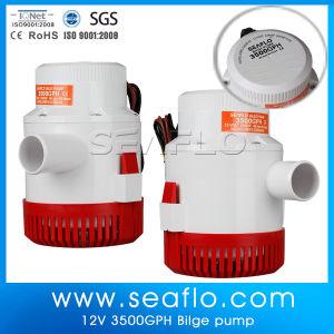 China Seaflo 3500gph 12v Aquarium Filter Pump Motor