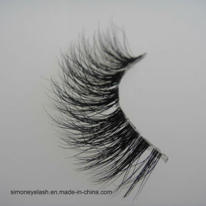 100% Mink Strip Eyelashes Real Seribian Mink Eyelashes pictures & photos