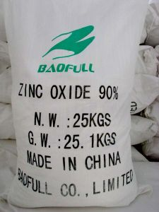 SGS Certificated 99.7% ZnO Zinc Oxide with Best Quality pictures & photos