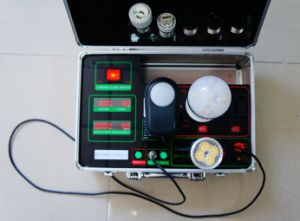 Portable New AC/DC Lux Power Meter LED Demo Case for Color Temperature (LT-AD991 B) pictures & photos