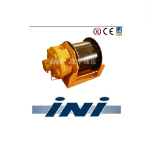 Ini 20 Ton 200 Kn Compact Hydraulic Winch pictures & photos