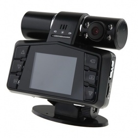 2.0 TFT Night Vision Video Dual Lens Camera, Car Vehicle DVR Recorder Camera pictures & photos