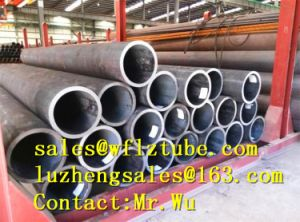 Hot Rolled Steel Pipe, Low Carbon Seamless Steel Pipe/Tube pictures & photos