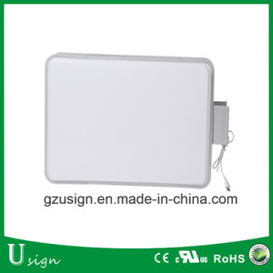 Blank LED Advertising Light Box for Customed Stick Logo Sign pictures & photos