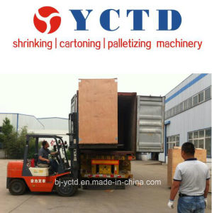 PE Film Pad Shrink Packing Wrapping Shrinking Machine pictures & photos