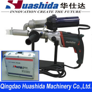 HDPE Extrusion Welder Plastic Extruder Plastic Welding Gun pictures & photos