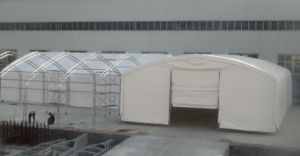 Large Storage Tent with Anti-Fire, UV Protected PVC Fabric pictures & photos
